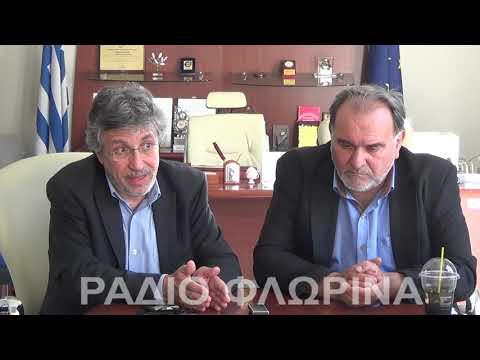 Στη Φλώρινα ο υποψήφιος ευρωβουλευτής του ΣΥΡΙΖΑ Μ. Σπουρδαλάκης