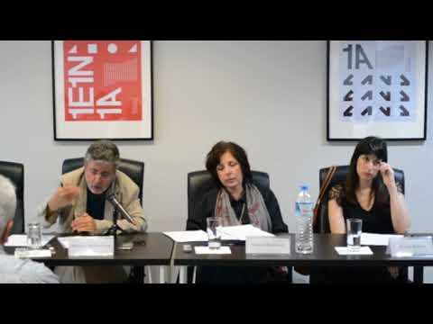 O M. Σπουρδαλάκης στην εκδήλωση του ΕΝΑ για τη Συνταγματική Αναθεώρηση
