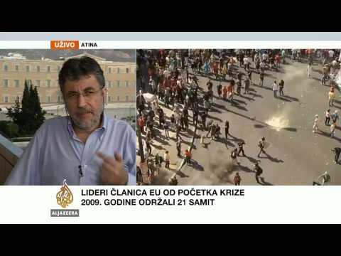 M. Spourdalakis at Al Jazeera Balkans